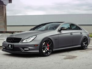 2012 Mercedes-Benz CLS63 AMG Project Stratos by SR Auto Group